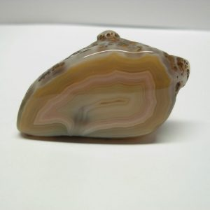 Mexican Agate in Pink & Lt Butterscotch