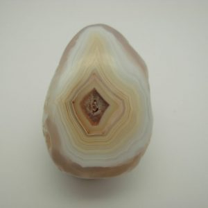 Mexican Agate Yellow & White