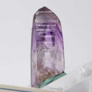 Reserved for Cindy Enhydro Amethyst Crystal with Phantoms