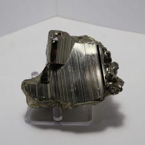 Pyrite Crystal Specimen