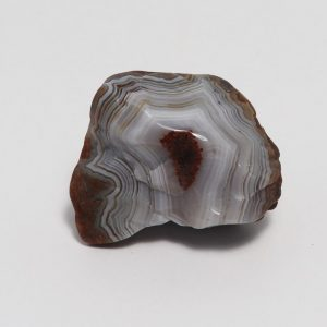 Hills Fairburn Agate with Red Center