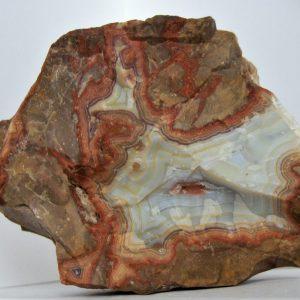 Teepee Canyon Agate Block