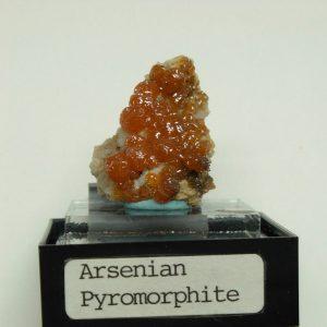 Arsenian Pyromorphite Specimen